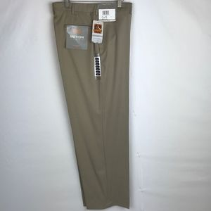 NWT! Savane Motion Polyester Dress Pants